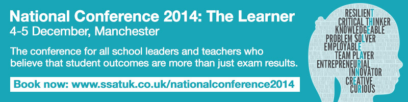 SSAT National Conference 2014