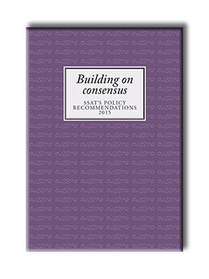Building on Consensus