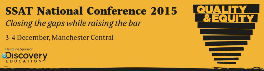 SSAT National Conference 2015