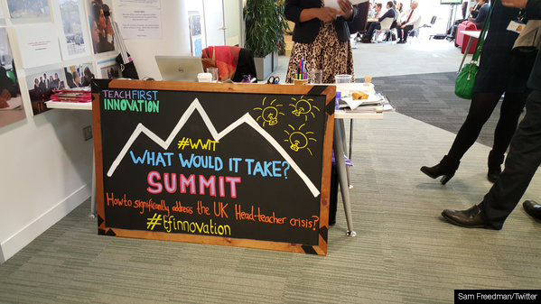 WWIT summit with credit