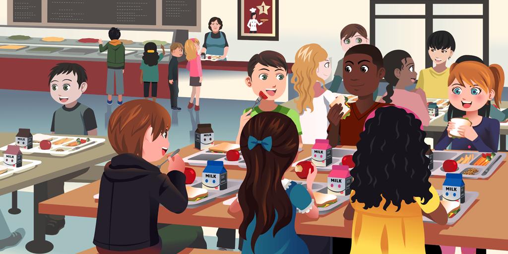 school-canteen
