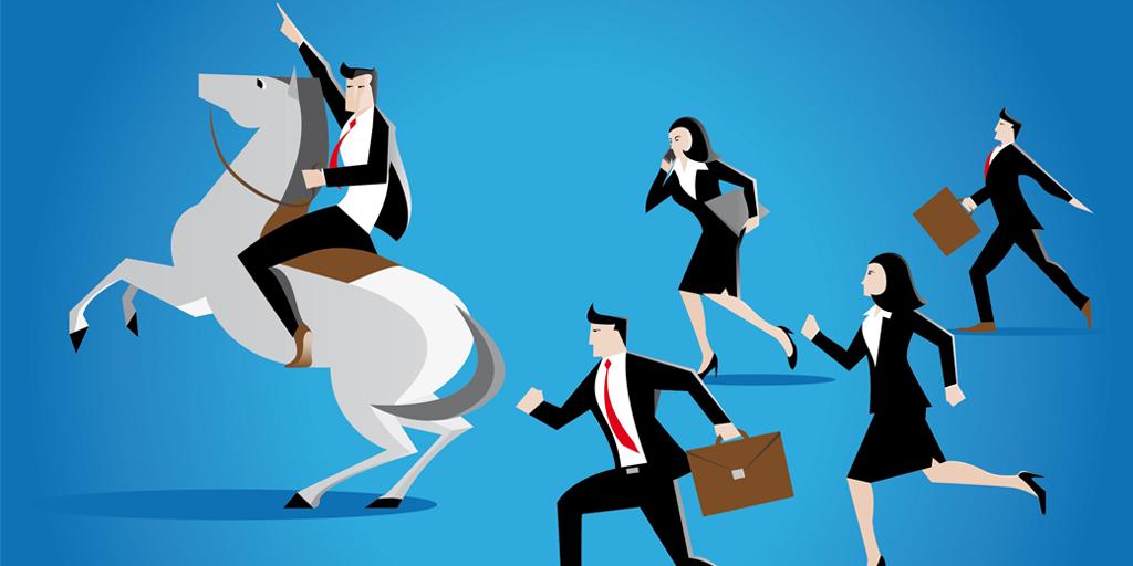 high-performance-leadership-man-on-horse