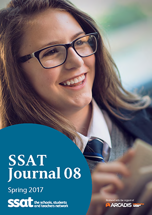SSAT Journal 08 Spring 2017 front cover