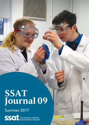 SSAT Journal 09 Summer 2017 front cover