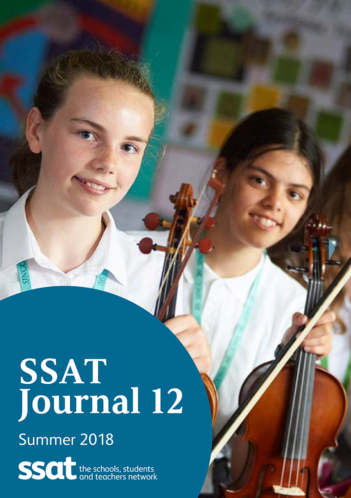 SSAT Journal 12 Summer 2018