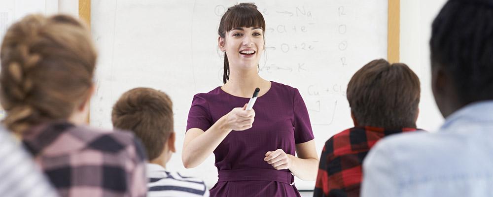 From TA to teacher