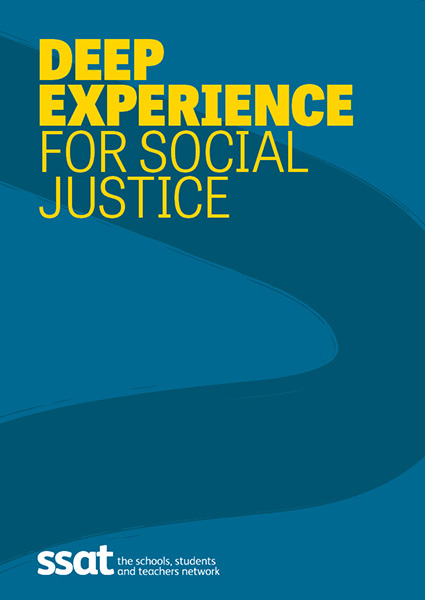 Deep Experience for Social Justice