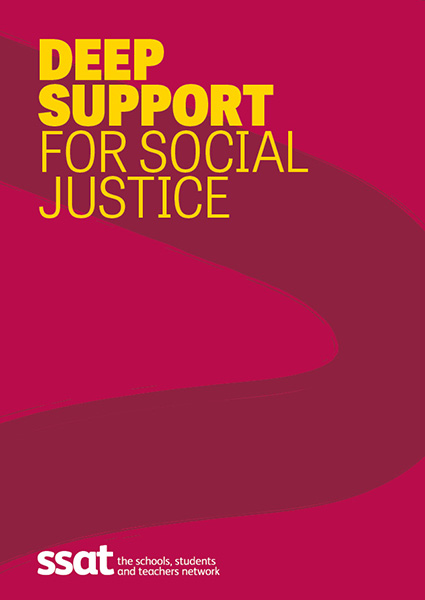 Deep Support for Social Justice