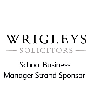 Wrigleys Solicitors - School Business Manager Strand Sponsor
