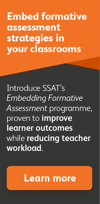Embedding Formative Assessment
