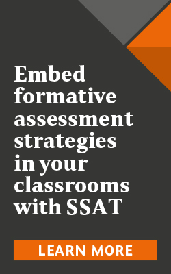 Embed formative assessment strategies in your classroom