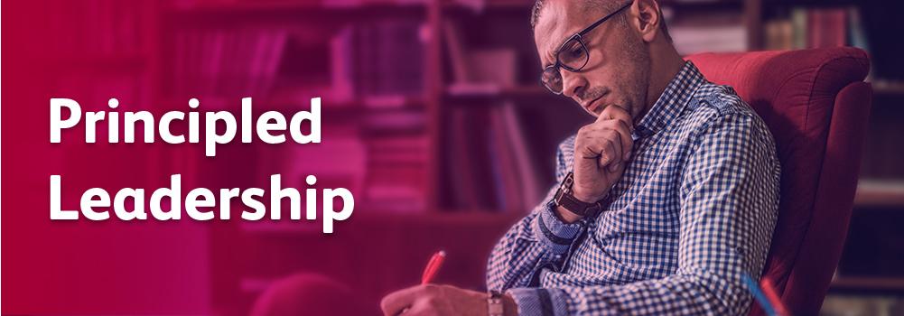 Principled Leadership Programme