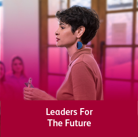 Leaders for the future
