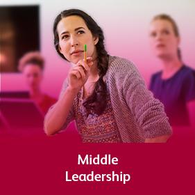 Middle leadership