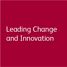 Leading Change and Innovation
