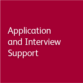 Application and Interview Support