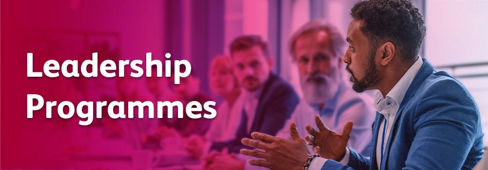 SSAT Leadership Programmes